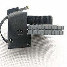 العجلة اليمنى جهاز آلي لتنظيف الأتربة قطع غيار ملحقات محرك ل ilife v8s v8 جهاز آلي لتنظيف الأتربة العجلات المحركات