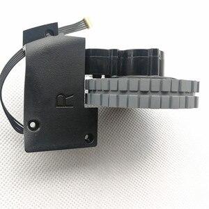 Image 1 - Rechts Wiel Robot Stofzuiger Onderdelen Accessoires Motor Voor Ilife V8s V8 Robot Stofzuiger Wielen Motoren