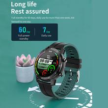 1 3 #8222 ekran dotykowy biznes sport inteligentny zegarek IP68 wodoodporny Smartwatch SMS przypomnienie nocny Monitor pracy serca opaska monitorująca aktywność fizyczną tanie tanio about 2 5 hours 10~50℃ IOS 9 0 Android 4 4 and above 15-20 days 40 days V8011B docooler 1 3 TFT ROUND Elektroniczny