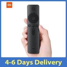 Originele Xiaomi Ir Afstandsbediening Tv Box Afstandsbediening Voor Xiaomi Mi Smart Android Tv Box 11 Siliconen Toetsen Max 20M