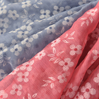 Floral Printed Chiff...
