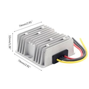 Image 5 - Stabilisateur de tension cc 8 40V à 12V 3/6A 36/72W convertisseur abaisseur dalimentation