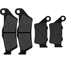 TC 450 Motorcycle Brake Pads Front Rear For HUSQVARNA TE 510 570 610 E 630 250