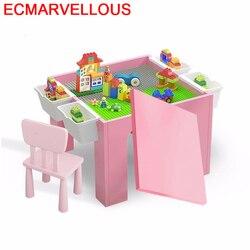 Шезлонг и Pour Tavolo Per Bambini Kindertisch детский сад Меса Infantil исследование для детей бюро Enfant детский стол