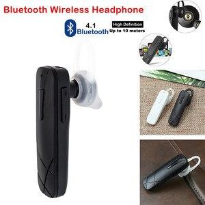 Image 5 - M168 Bluetooth Headset Ohrbügel Bluetooth Kopfhörer Sweatproof Bluetooth Kopfhörer Mit Mikrofon Universal Für Alle Telefon