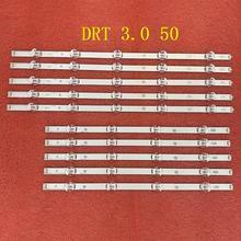 10 adet/takım LED arka ışık şeridi için 50LB561V 50LB650V 50LB5610 50LB653V 50LF5800 50LB6300 50LF6000 50LB5620 50LF6100 50LF5610
