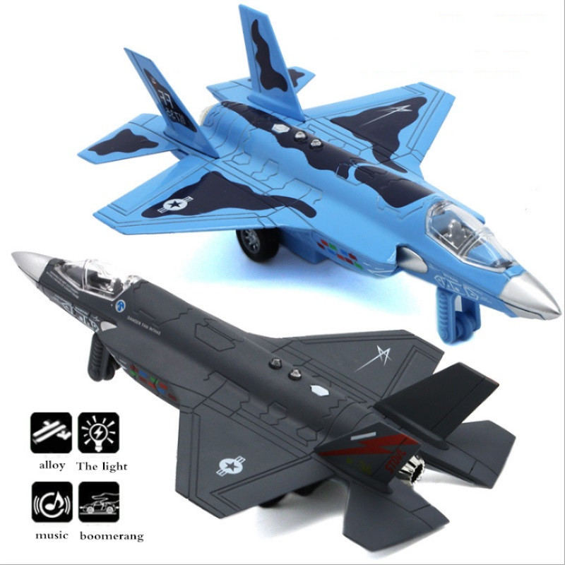 Alloy Diecast Armed Helicopter model Military Fighter With Sound & Light pull back Collection Kids Toys Christmas birthday gifts image