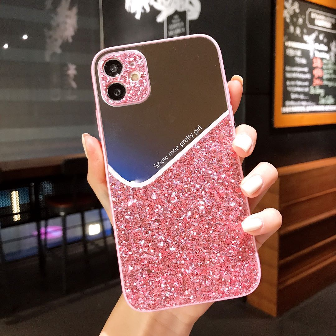 iPhone Back Case & Covers Cute Glass Colorful - 1mrk.com