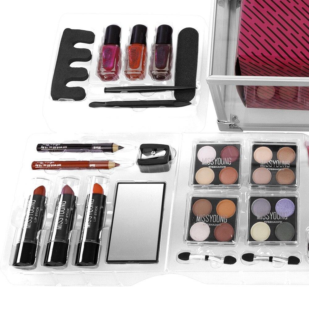 vermelho maquiagem para as mulheres batom fosco