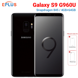 New Original at&t Version Samsung Galaxy S9 G960U 4GB 64GB Mobile Phone Snapdragon 845 Octa core G960A NFC Android 4G LTE Phone