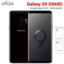 New Original at&t Version Samsung Galaxy S9 G960U 4GB 64GB Mobile