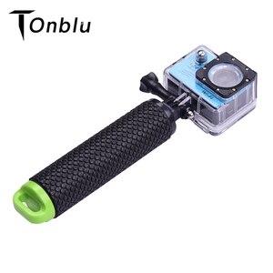 Float Hand Grip Buoyancy Rod Pole Stick Monopod Tripod for Gopro Go Pro Hero 5 4 3 Xiaomi Xiomi Yi 2 4K 4 K Action Sport Camera(China)