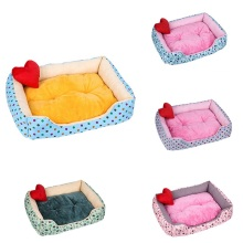 5 Styles 1PCS Warm Winter Cat Dog Mats Puppy Bed Pet House Nest Soft Sleeping Mat For Small S-XL