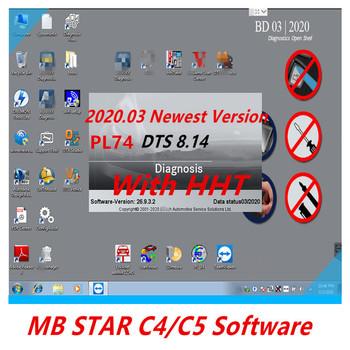 2020 03 MB STAR SD C4 C5 WIN7 32bit pełne oprogramowanie z HHT dla SD connect gwiazda diagnoza kompaktowa 4 multiplekser narzędzie diagnostyczne tanie i dobre opinie CHANGDEYANGMINGELECTRONICCOMMERCECOLTDYM MB STAR C4 C5 full software 320GB HDD 3 94inch Plastic HTTWIN 0 3kg 2020 03 WIN7 32BIT With HHT