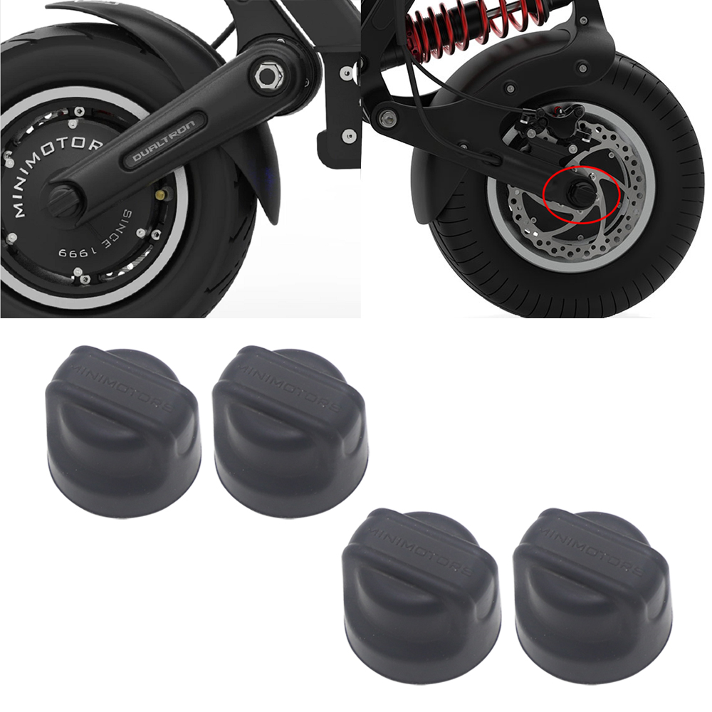 Screw Nut Cap For Speedual Zero 8X 10X 11X Dualtron X Electric Scooter DT Dustproof Nut Protect