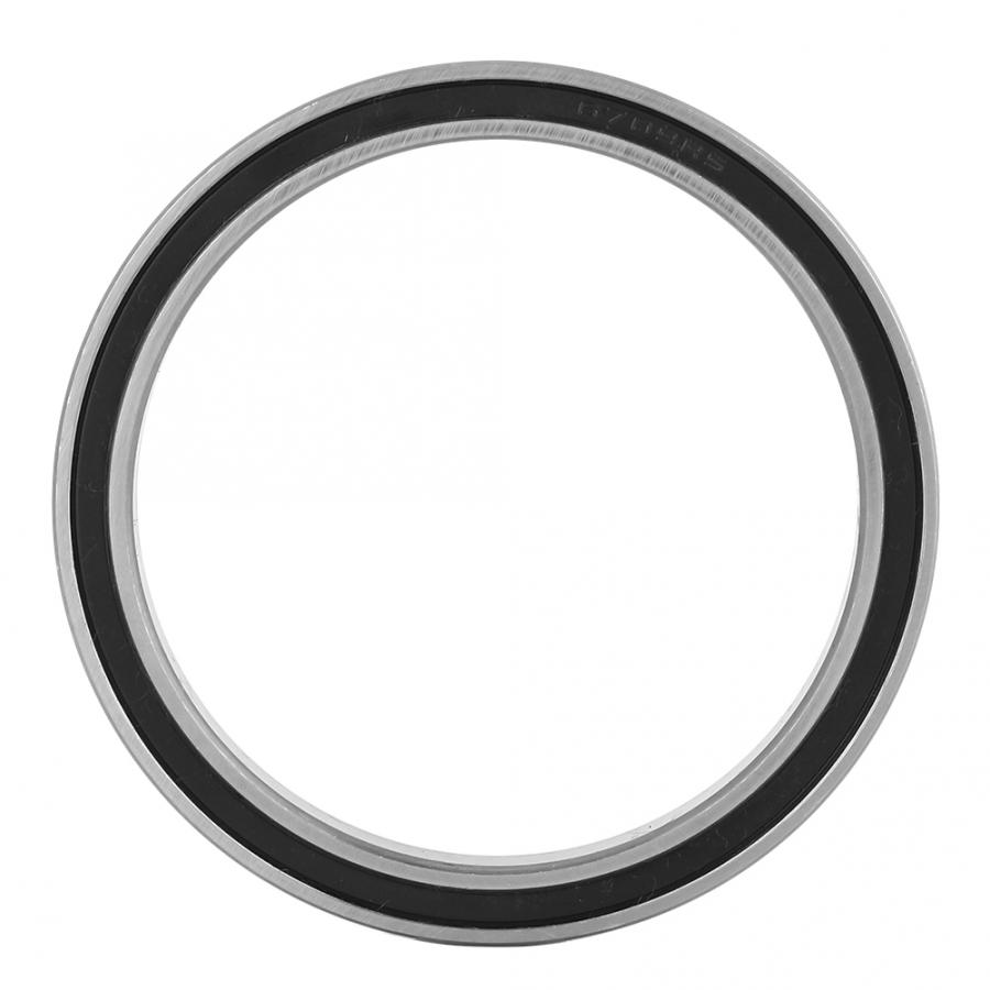 1 Pcs 2RS Deep Groove Double Sealed Bearing Steel Ball Single Column Bearing