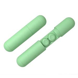 Новые красочные наушники macaroon S10, беспроводные Bluetooth 5,0, изысканные, матовые, HIFI, настоящие, стерео, умные, спортивные наушники