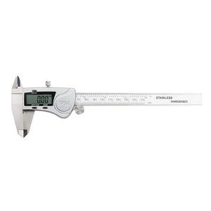 Image 3 - Eletrônico digital caliper 150mm à prova dwaterproof água ip54 digital caliper micrômetro guage aço inoxidável vernier caliper ferramenta de medição