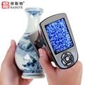 Microscopio Electrónico Digital de mano, lupa de pantalla grande con lámpara, 500 veces, placa base de teléfono móvil, micros de alto mantenimiento