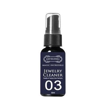 50ML 30ML rozwiązanie do czyszczenia biżuterii rozwiązanie do czyszczenia Tarnish Remover bez plam diamenty biżuteria złota czysty płyn tanie i dobre opinie CN (pochodzenie) Jewelry Cleaner Klej Other