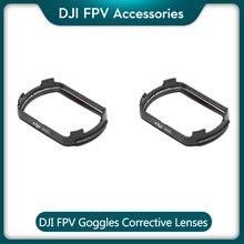 DJI – lunettes correctrices FPV V2, lentilles de myopie 8.0/ 6.0/ 4.0/ 2.0, port confortable, en Stock
