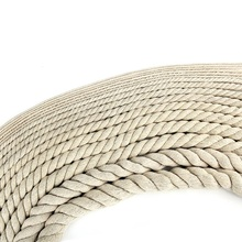 Cotton Cord Packing-Rope Decorative-Craft Thread Twisted Accessories Bags Braided Woven