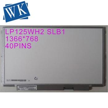 Original 12.5 IPS LP125WH2-SLB1 LP125WH2 SLB1 SLB3 For Lenovo U260 K27 X230 X220 X220i X220T X201T laptop LED LCD screen display