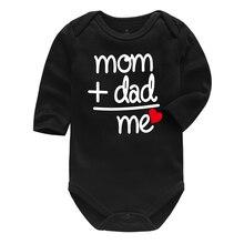 Bodysuit Newborn Clothing Long-Sleeve Baby-Girls Babies Body-3-24-Months Boys