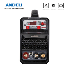 ANDELI TIG Welding Machine TIG-250 Tig Welder Portable Single Phase DC Inverter TIG/Clean/Cold Welding/ MMA Welding 4 in 1