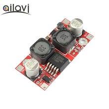 XL6009 автоматический Напряжение, регулируемые по высоте люстры, модуль 5 V-32 в свою очередь фиксированный 12В или 24В Регулируемый стабилизатор напряжения Мощность плата 15 Вт