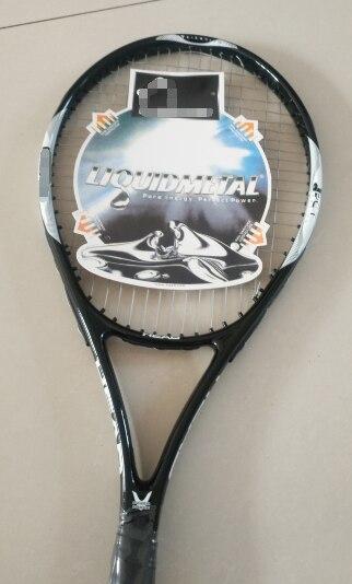 Tennis Racket Carbon Fiber Proffisional Technical Type Training Tennis Racquet Set With Tennis Racket Bag Tennis Hand Glue