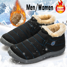 Buy 2019 Women Boots Plus Size 35-48 Winter Shoes For Women Ankle Boots Waterproof Lovers Winter Boots Snow Fur Casual Winter Boots directly from merchant!