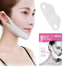 1/10 Pcs Lifting Face Masks V Shape Face Slim Chin Check Nec