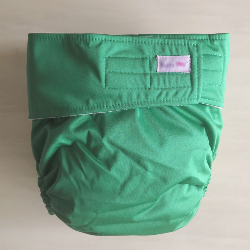 Reusable Adult Diaper For Old People And Disabled Large Size Adjustable TPU Coat Waterproof Incontinence Undewear