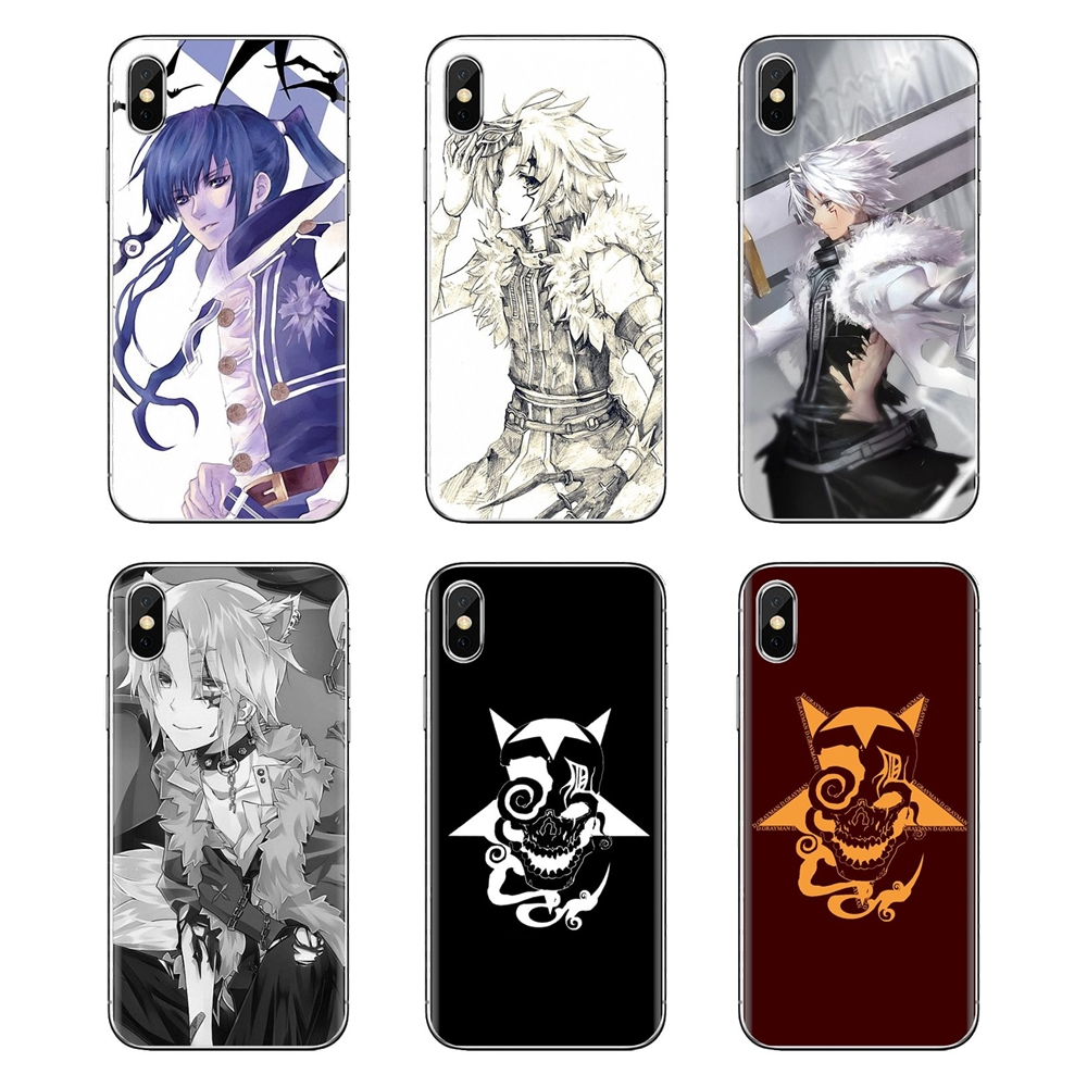 coque iphone 8 d gray man