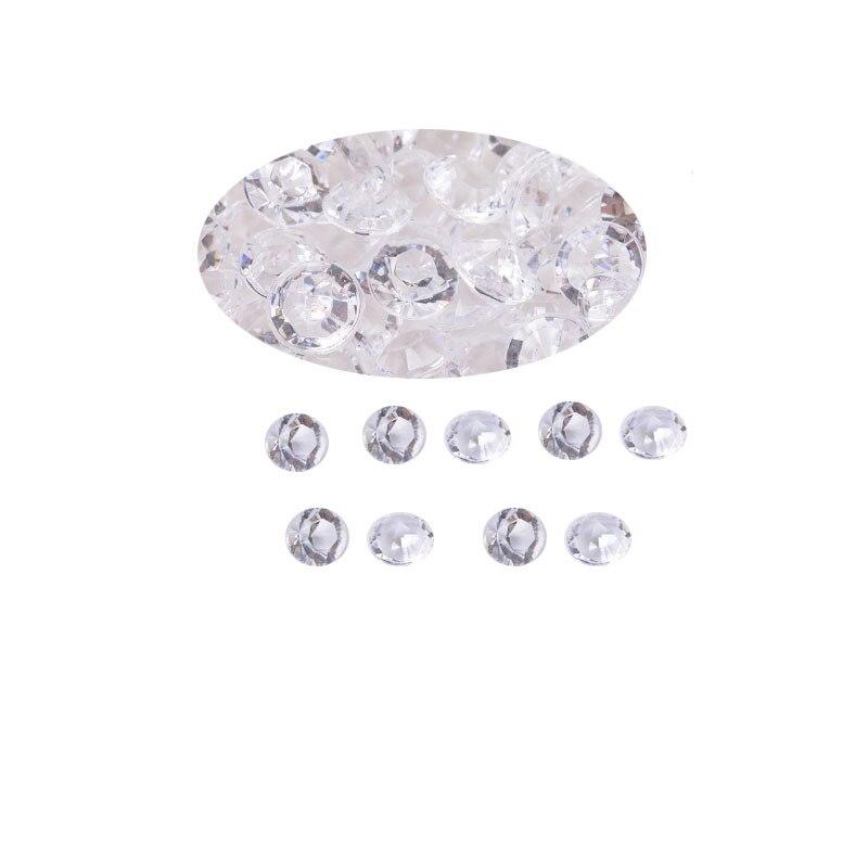 Nail Rhinestones for Nail Art Crystal Glass Stones 3D Nail Art Decoration SS3-SS30 Flat Back Non Hot Fix Gems nails accessoires