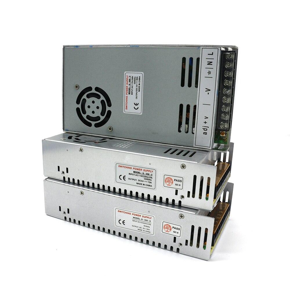 Switching Power Supply Dc 5V 2A 3A 5A 10A 20A 30A 40A 60A 10W 20W 30W 50W 60W 100W 200W 300W 350W Led Transformer Power supply-2