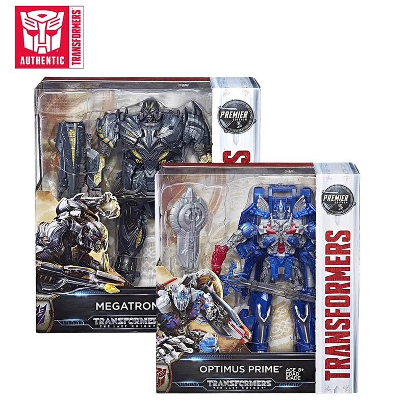 Transformateurs 21/22/25cm Optimus Prime Megatron sentinelle Rodimus Prime Autobot Robot jouet ABS C0897 jouets chauds