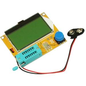 Image 3 - M328 LCR T4 Mega328 Esr メータ LCR LED トランジスタテスターダイオードトライオード容量 MOS PNP NPN 12864 ディスプレイモジュール