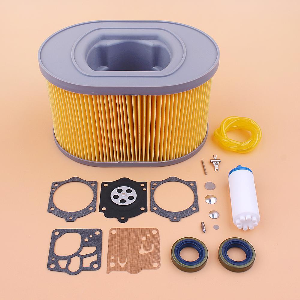 Air Fuel K970 For Carburetor Oil 510244101 Filter 510244103 Saw Off Seal Kit Line Repair Cut Husqvarna K1260