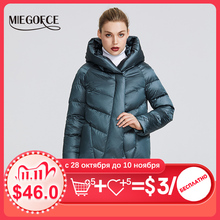 Winter Jacket Charm Collection MIEGOFCE Elegance Women's with Unusual-Design And Colors