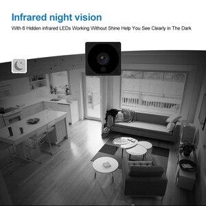 Image 4 - 2000Mah Originele T1 Wifi Mini Camera1080P 2MP Nachtzicht Bewegingsdetectie Draadloze Ip Remote Indoor Cam Voor Baby Pet reizen