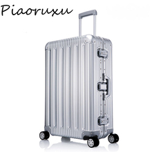 100% All Aluminium alloy Luggage Hardside Rolling Trolley Luggage travel Suitcase 20 Carry on Luggage 26 29 inch Checked Luggage
