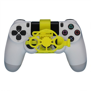Mini Steering Wheel for ps4 Racing Games Gamepad Controller Handle for Playstation 4