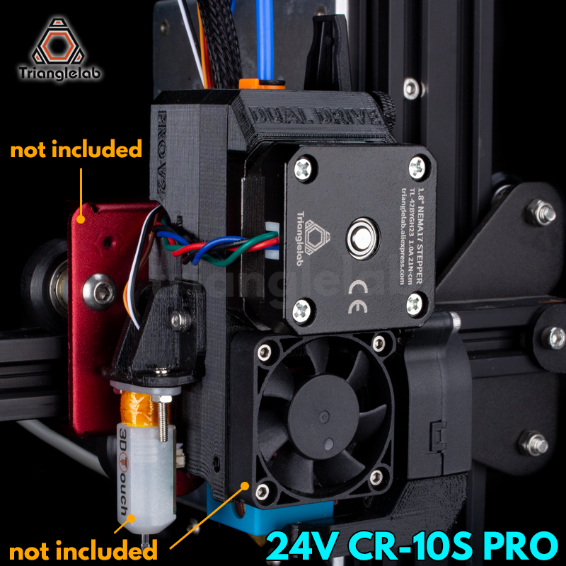 lowest price Trianglelab Arethusa liquld cooling hotend for 3D printing peek PA  filament  FOR E3D V6 HOTEND titan AQUA water cooling