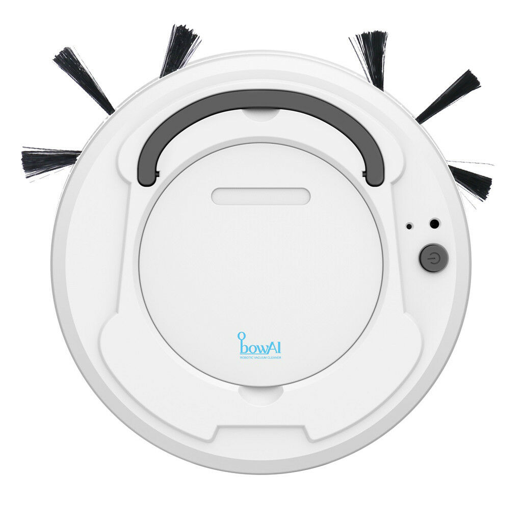 1800Pa Robot Vacuum Cleaner Multifunctional Smart Floor Sweeper , 3-In-1 Auto Rechargeable Dry Wet Sweeping Cleaner for Home(China)