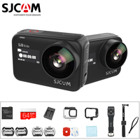 In stock! Original SJCAM SJ9 STRIKE 4K Action Camera Touch Screen Live Streaming Gyro/EIS Stabilization Waterproof Sport DV