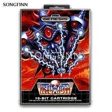16 Bit Md Geheugenkaart Met Doos Voor Sega Mega Drive Voor Genesis Megadrive Truxton