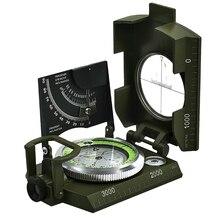 Geological Compass Navigation-Equipment Survival Digital Mulitifunctional Outdoor Waterproof