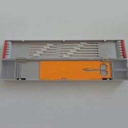 Guan sprzęt wędkarski bezpłatna dostawa towarów plastikowe Faux aluminium wielofunkcyjne boja żyłka pudełko ze sprzętem wędkarskim w Reflektory od Lampy i oświetlenie na
